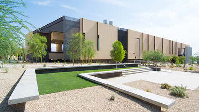 Central Arizona College Science Center