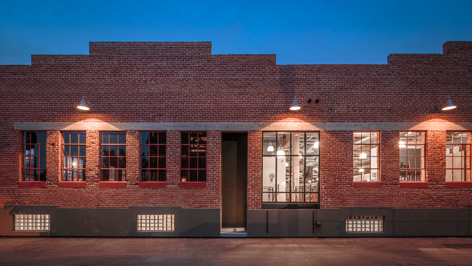 411 South First Street (Warehouse to Office Conversion)