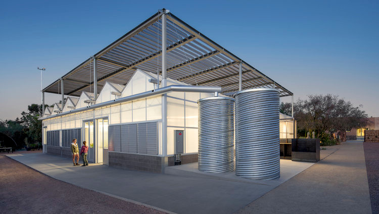 Desert Botanical Garden Horticulture and Desert Conservation Lab