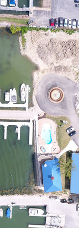 Safe Harbor Marina Aerial