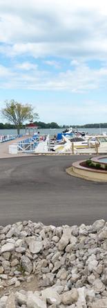 Safe Harbor Marina Fountain