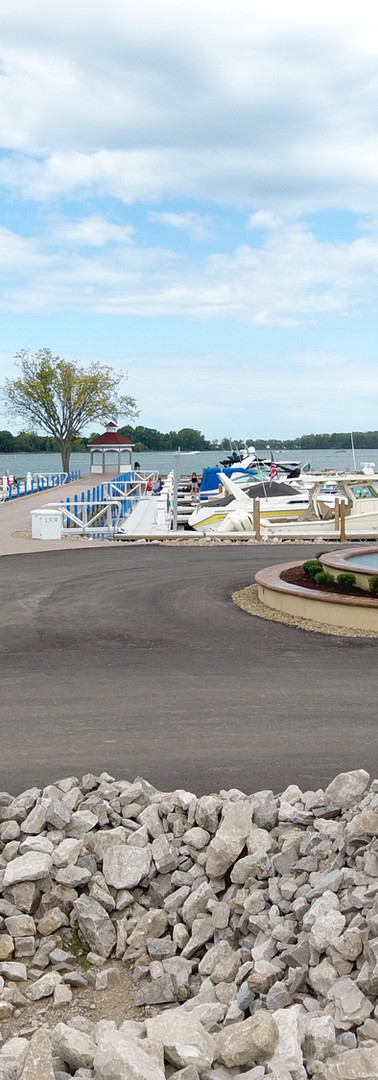 Safe Harbor Marina Fountain