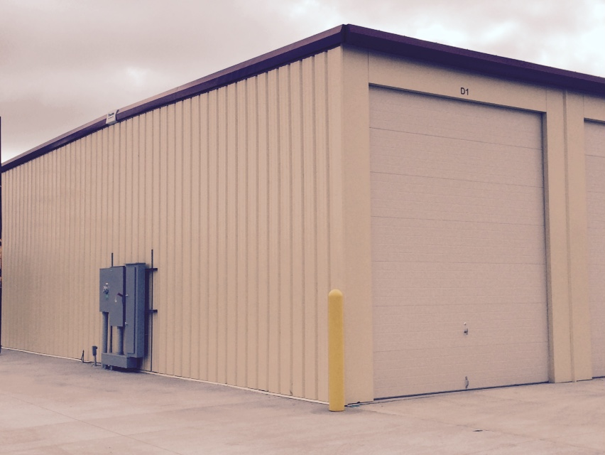 Oversized Garage Entrances