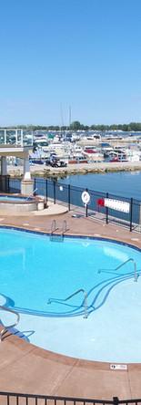 Safe Harbor Marina Clubhouse Resort Pool