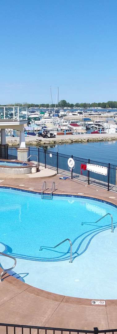 Safe Harbor Marina Clubhouse Resort Pool