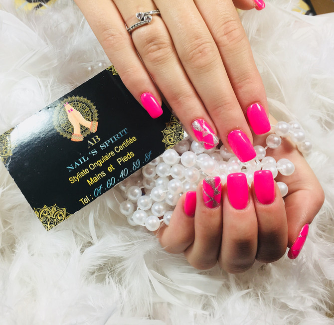 AB NAIL'S SPIRIT prothesiste ongulaire ongles angers