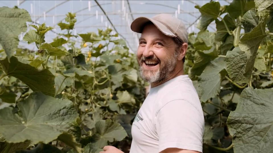 Corporate Portrait x Farmer