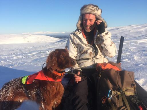 Jakt tur med Per Arne
