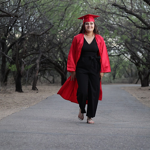 Alysia's Grad Photos