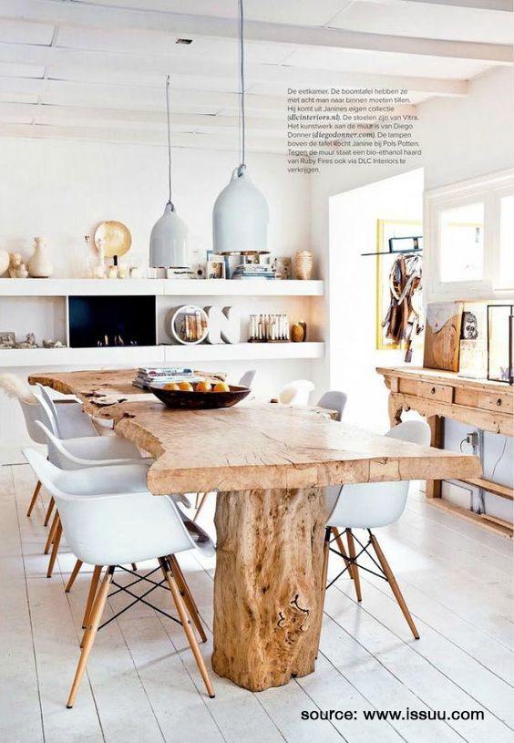 Scandinavian with Farmhouse Touch