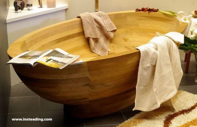 E Legno Italy Cedarwood Sun Tub