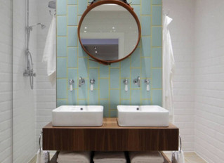 Unique and Stylish Tile and Grout Trends for the Kitchen and Bath - Part One