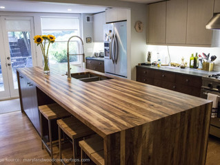 16 Stunning Waterfall Kitchen Counters to Inspire Your Next Kitchen Remodel