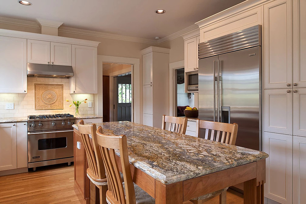 how to reseal granite counters