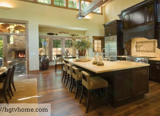 Laminate or Hardwood? Choosing the Best Flooring for Your Kitchen Remodel (Part One: Appearance and