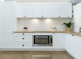 Why We Love Shaker Style Cabinets in the Kitchen
