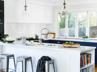 Unique and Stylish Tile and Grout Trends for the Kitchen and Bath - Part Three