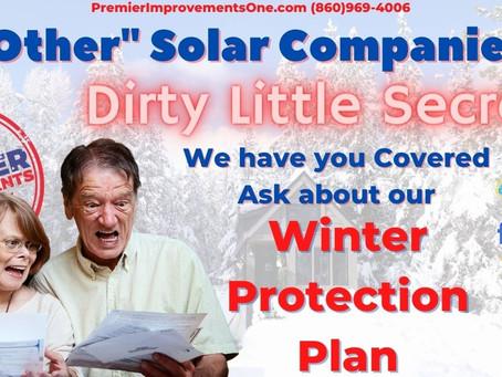 Winter Solar Installers Help Consumers With Their Energy Needs I PremierImprovementsOne.com
