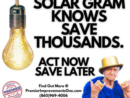 How Solar Panels Can Enable Senior Citizens I PremierImprovementsOne.com