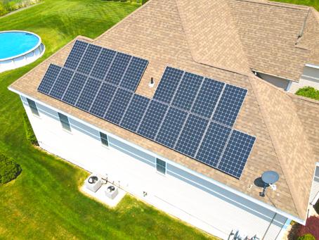 How Solar Panels Can Reduce Your Energy Costs I PremierImprovementsOne.com