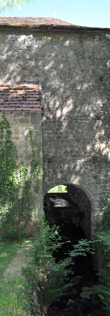 Quartier des Moulins, Lormes