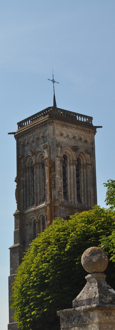 Basilique Sainte Marie Madeleine de Vezelay
