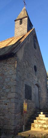 Chapelle de l'ancien château, Lormes