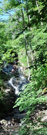 Les gorges de Narvau, Lormes