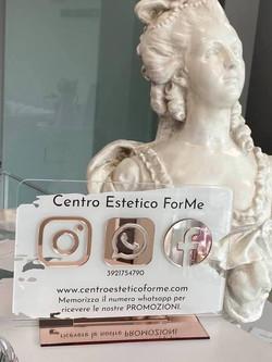 Centro estetico forme