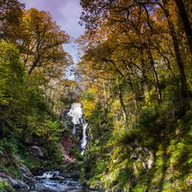 Little Fawn Waterfall