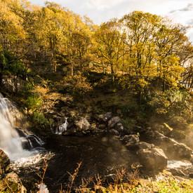 Arklet Waterfall, Inversnaid