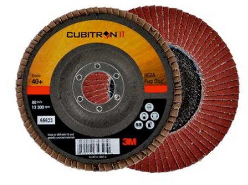 Discos Laminados / Traslapados Cubitron II 967A 3M