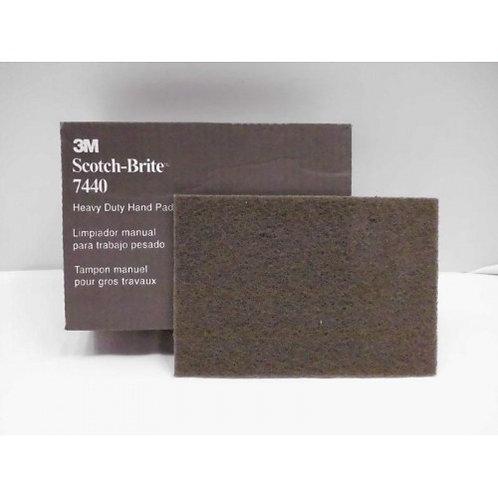 Paño Hand Pad Scotch-Brite 7440 de 3M