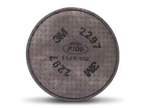 3M Filtro para partículas, niveles molestos de ozono y vapores orgánicos 2297