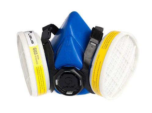 Máscara respiratoria MEDIA CARA 9000 Libus