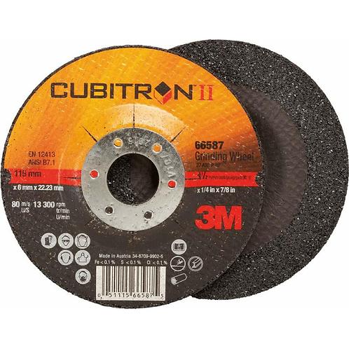 Discos de Desbaste Cubitron II