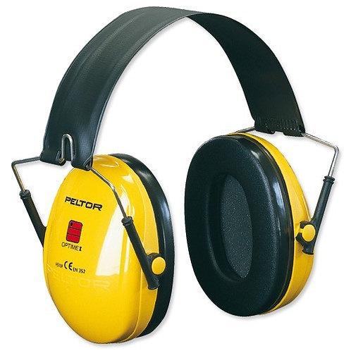 Audífono 3M Peltor(MR) Optime Fono Auditivo H510A Cintillo, SNR 27 dB