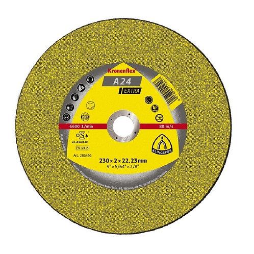 Disco Corte klingspor Metal A24 Extra