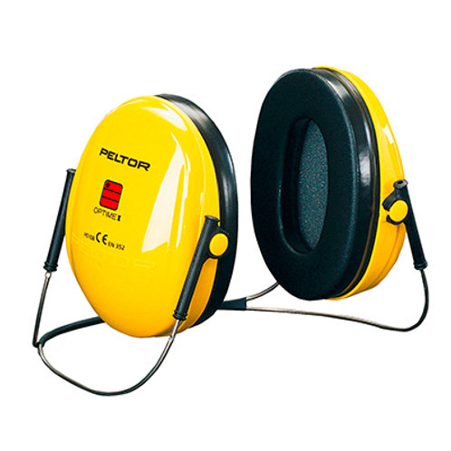 3M Peltor(MR) Optime Fono Auditivo H510B Nuca, SNR 26 dB