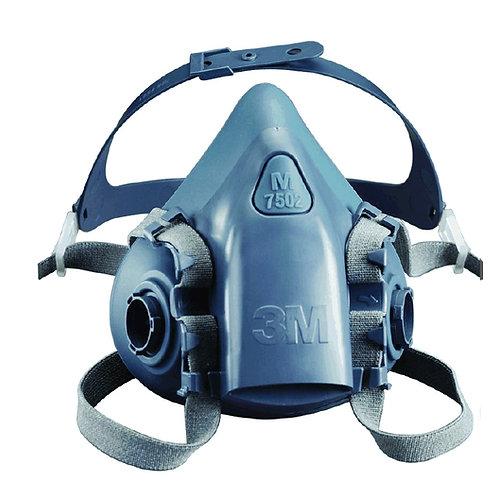 Respirador de Medio Rostro 7502 3M.