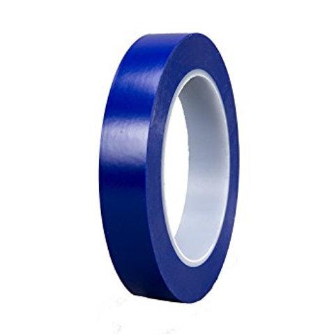 Cinta para Enmascarar 471+ de Vinilo Color Azul de 3M