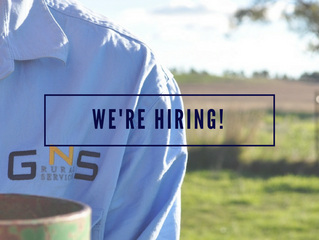 We're hiring! Casual Labourer required.