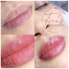Focus Beauty and Brows Lip Blush