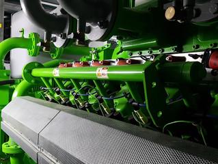 Beurteilung der Auswirkungen der Verzerrungsblindleistung in der Biogasanlage