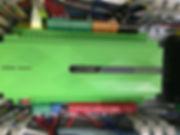 Hier der Loxone Miniserver im Test Schrank
