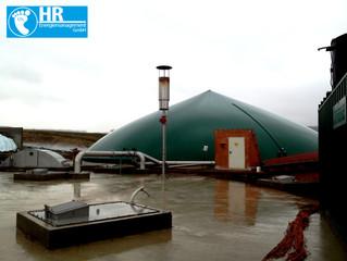 Überplanung der 250 - 500 kW_e BHKWs inBiogas-Anlagen
