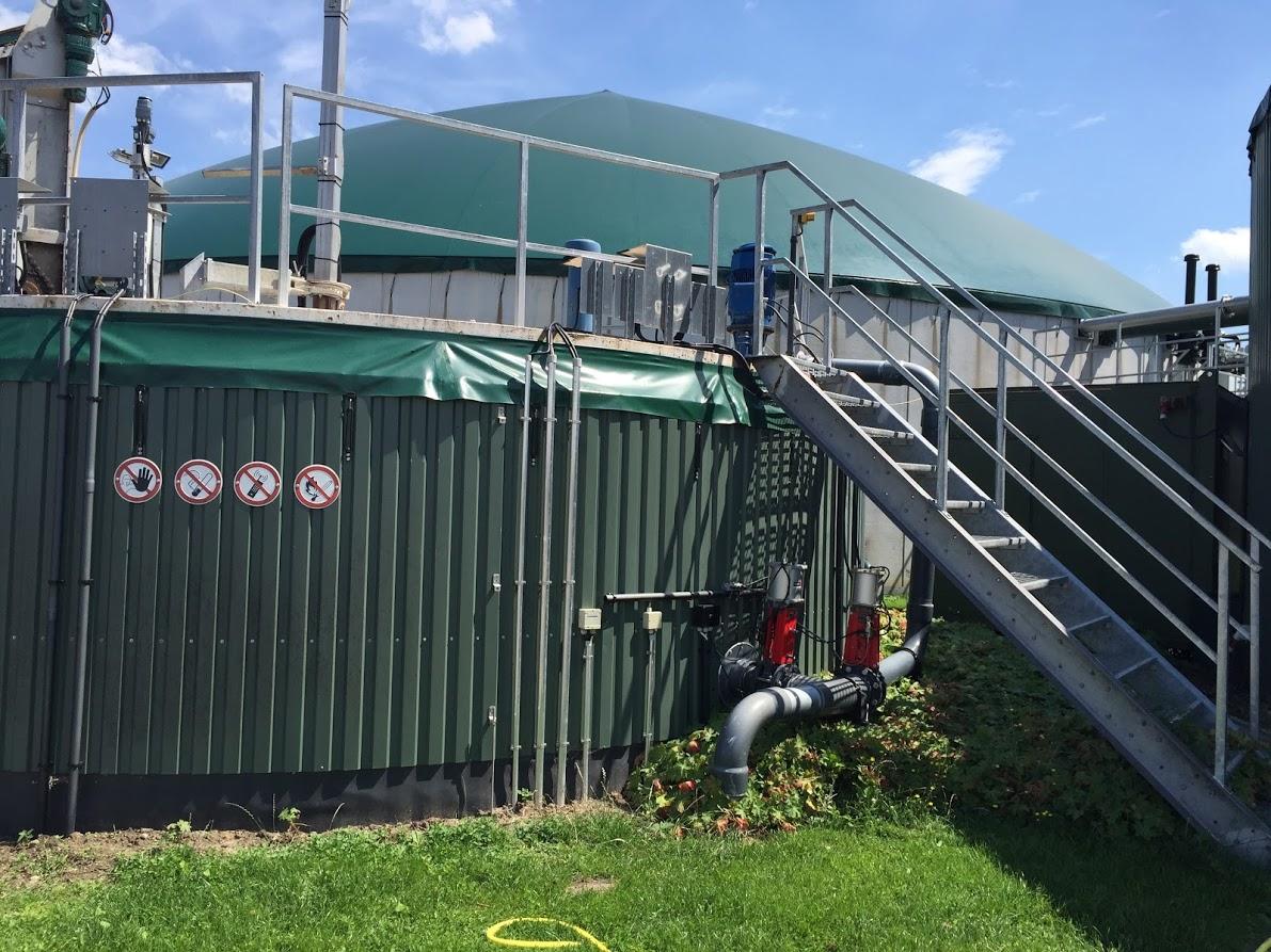 Energieberatung Biogasanlage