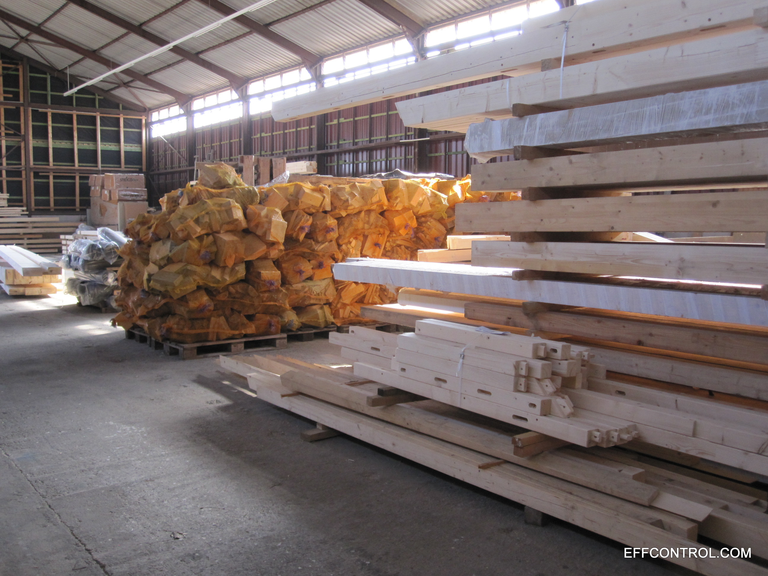 Energieberatung Holzindustrie