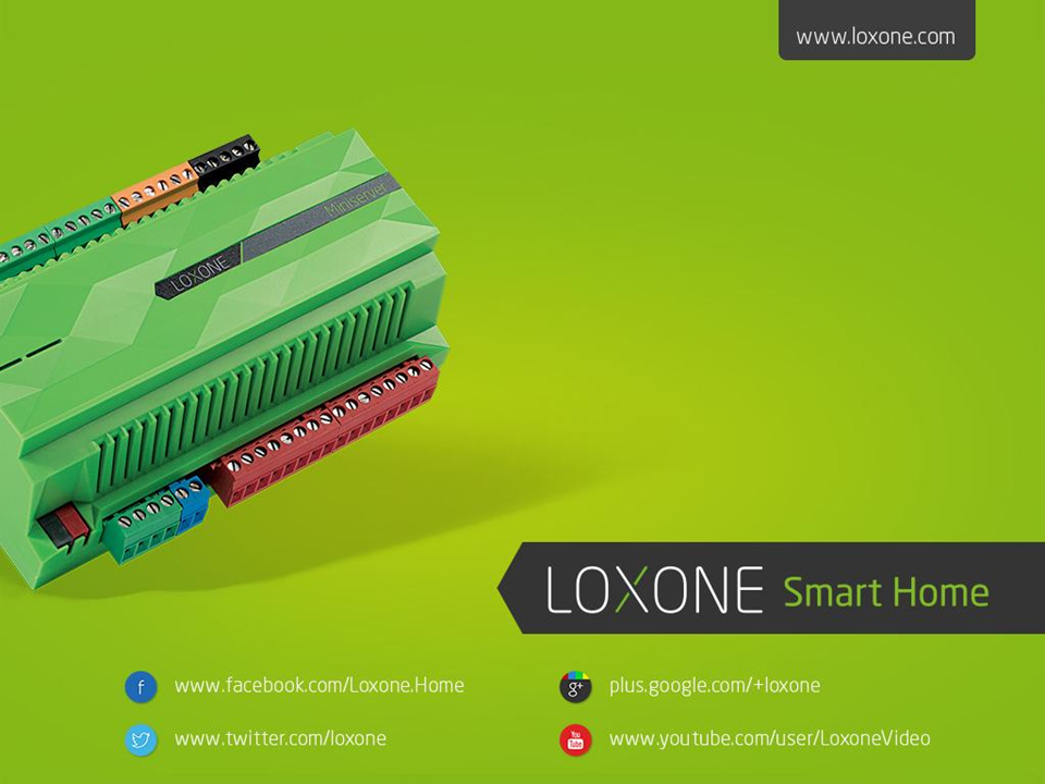 Loxone Energiemanagement