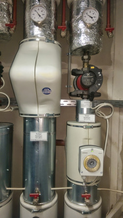 Überprüfung Energiezentralen Immo